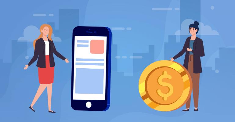 Postmates like app development cost
