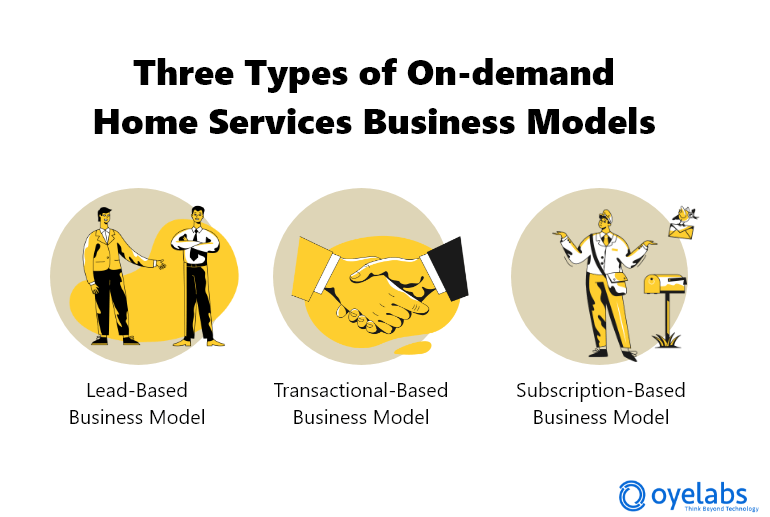 Business Models for On-demand Services