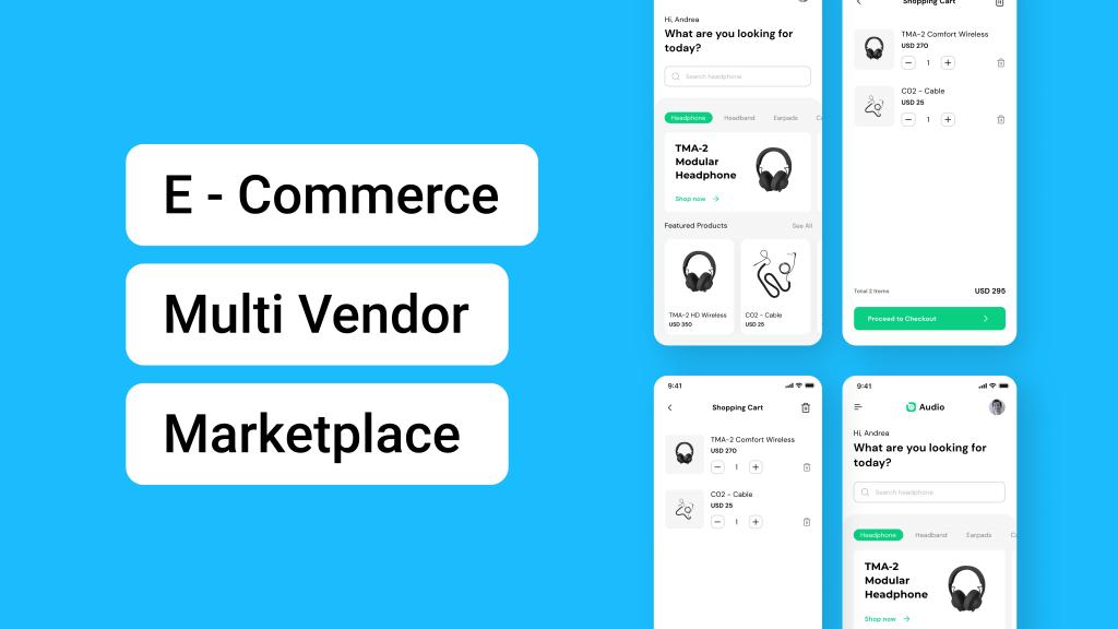 Ecommerce Multivendor Marketplace