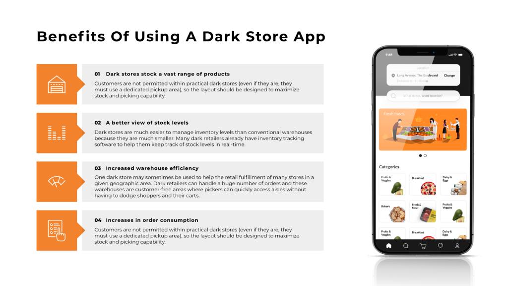Benefits Of Using A Dark Store App