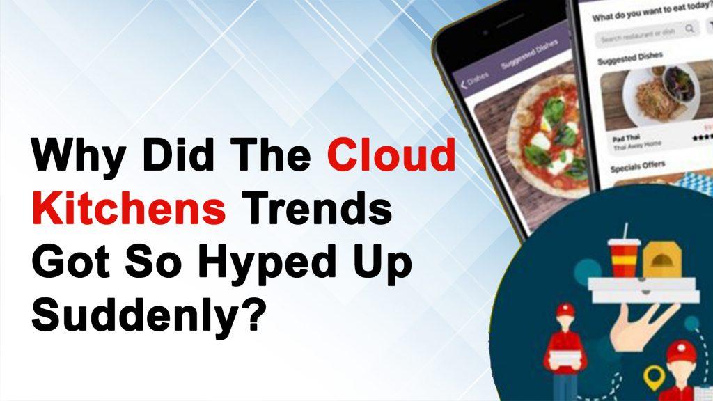 Cloud Kitchen trend