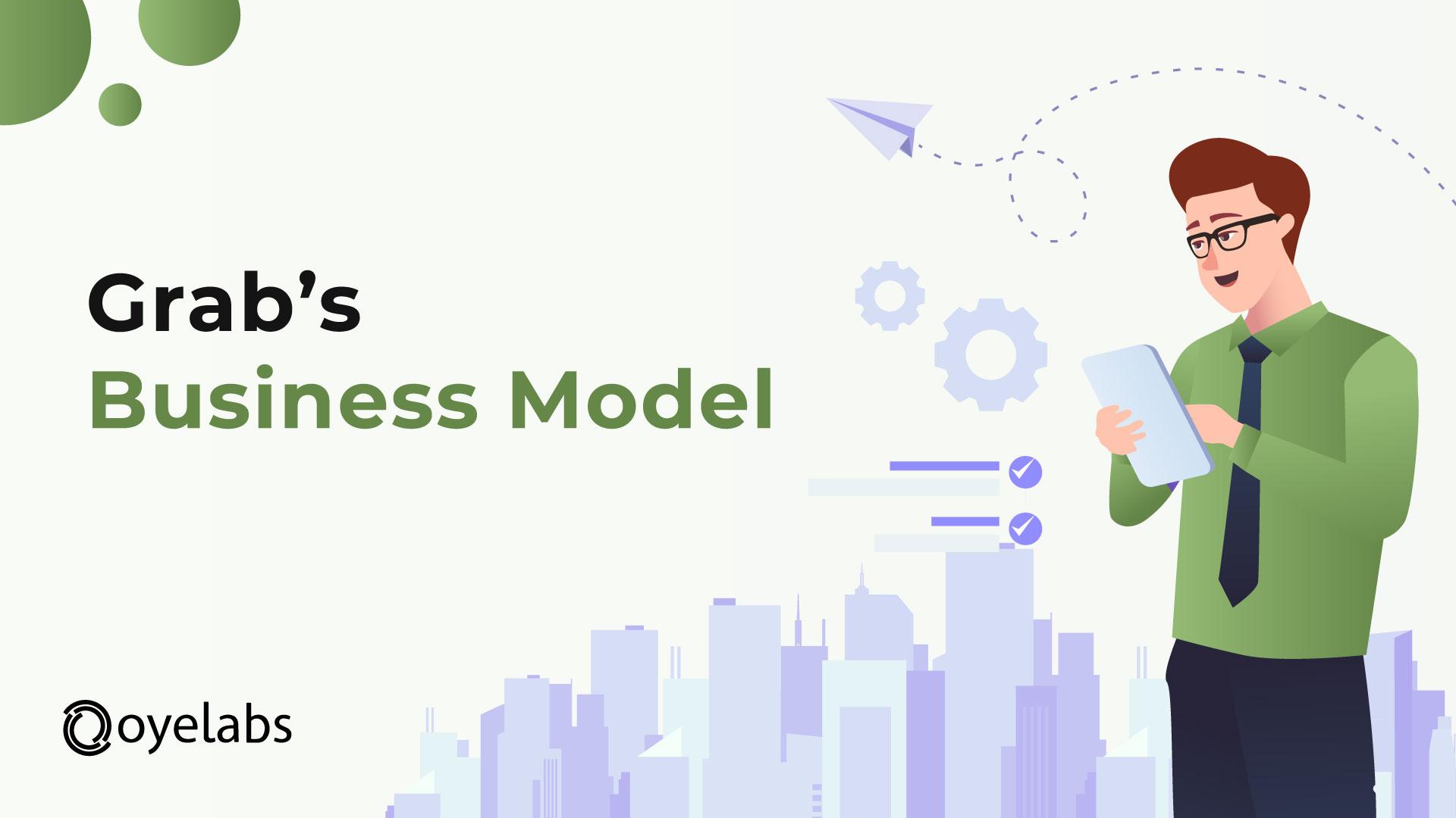 Business Model Of an App Like Grab